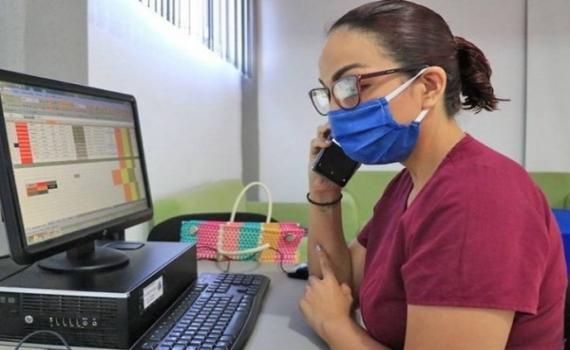 Más de 10 mil pacientes Covid-19 han sido atendidos de manera digital