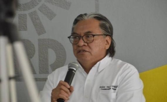 Afirma delegado nacional del PRD que sí irán en alianza