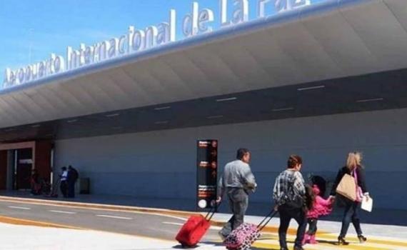 Contará aeropuerto de La Paz con pruebas para Covid-19