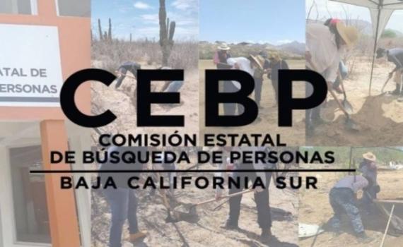 Comisión de Búsqueda de Personas de BCS cuenta con página oficial